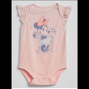 Gap: NWT Disney Minnie Onsie